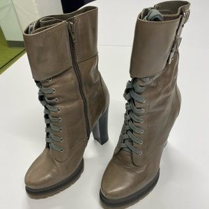 BCBG Generation Martano lace up boots